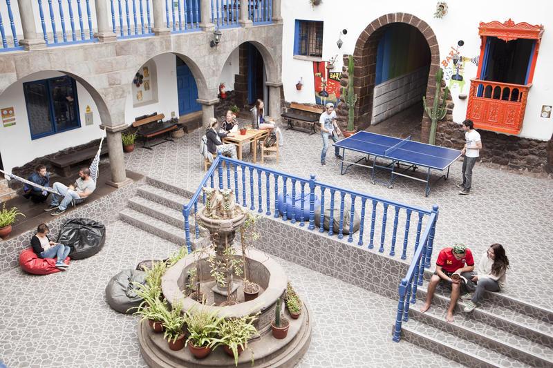 Milhouse Hostel Cusco