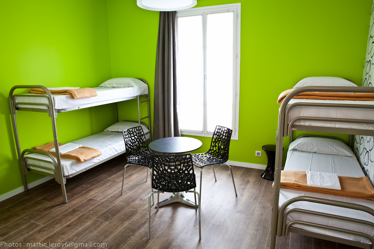 The Loft Boutique Hostel Paris by Hiphophostels