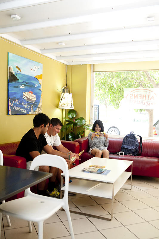 HOSTEL - Athens Backpackers