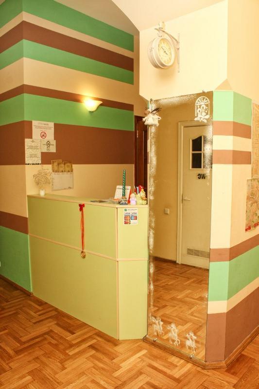 Olive Hostel Kiev