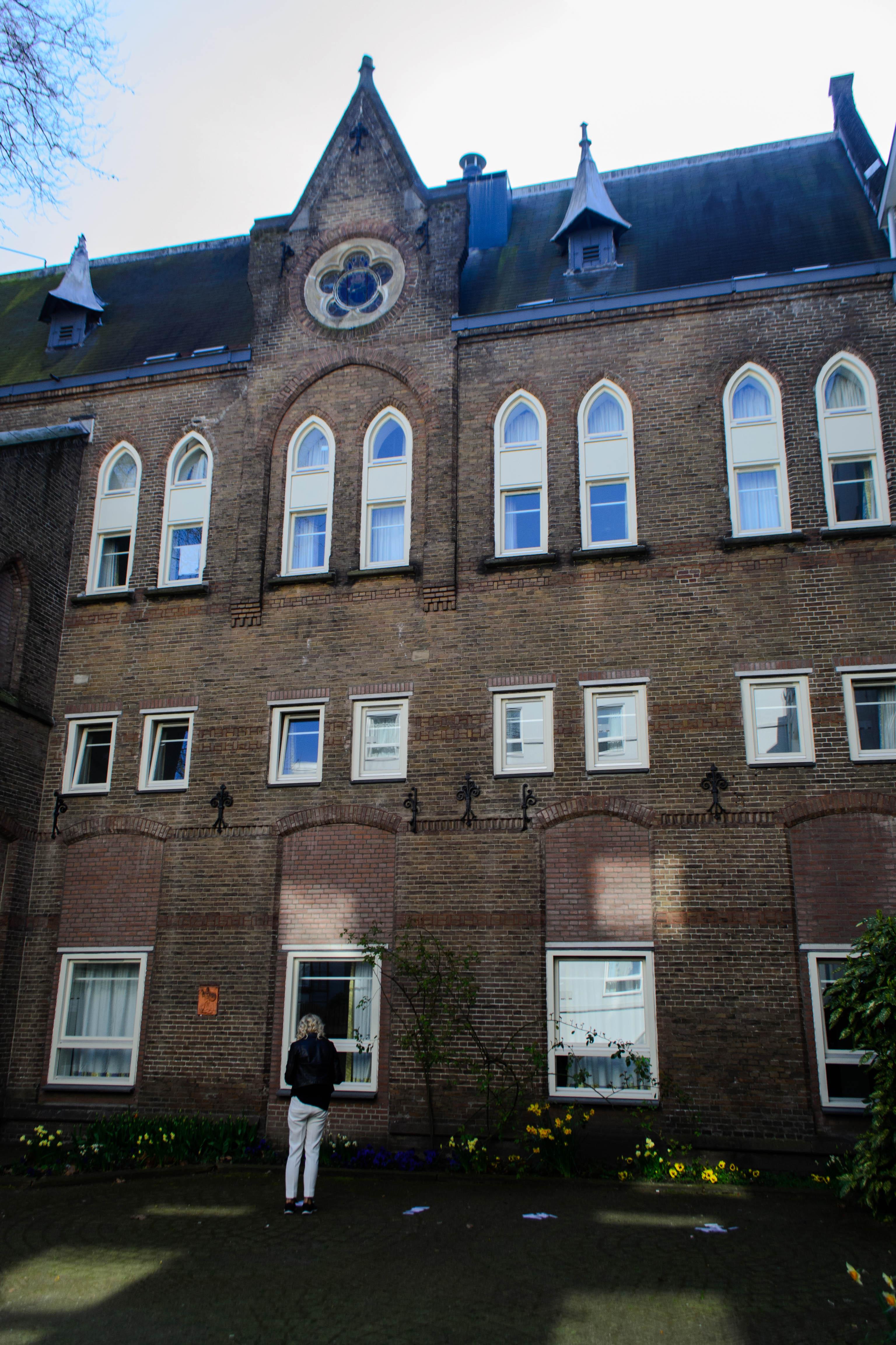 Hans Brinker Hostel Amsterdam