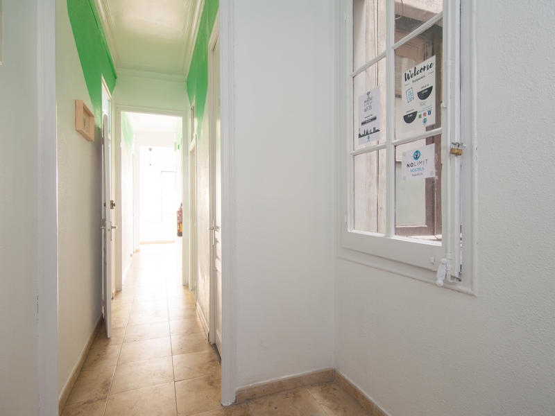 GUESTHOUSE - No Limit Hostel Sagrada