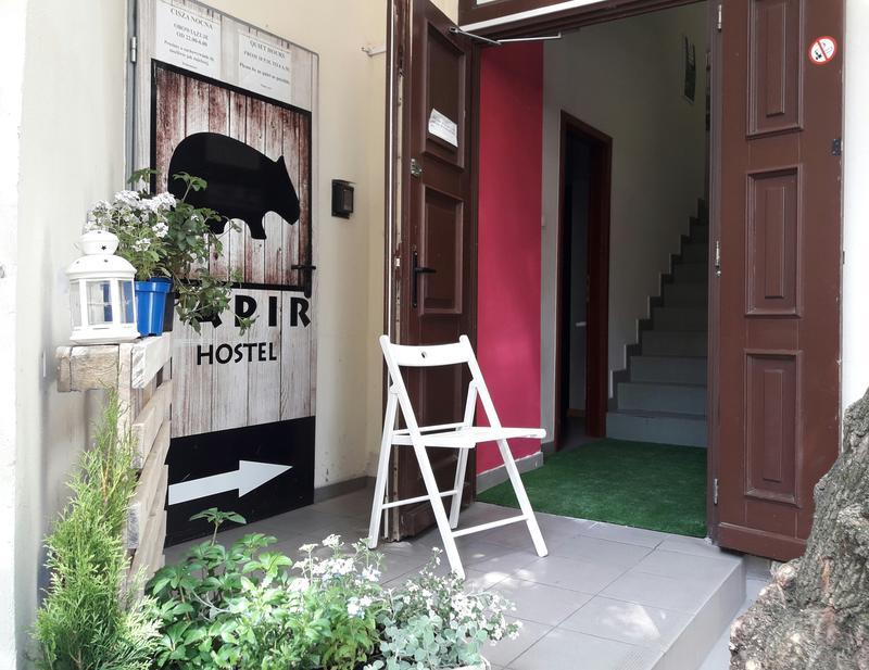 Tapir Hostel
