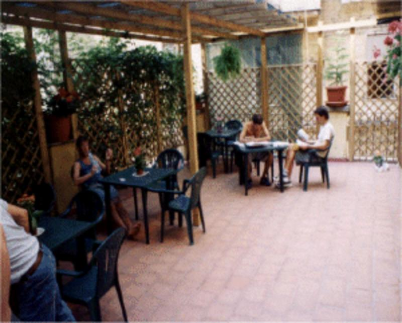 Fiesta Terrace Hostel