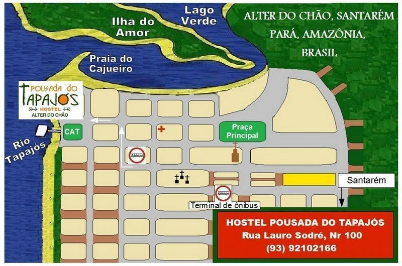 Hostel Pousada do Tapajos