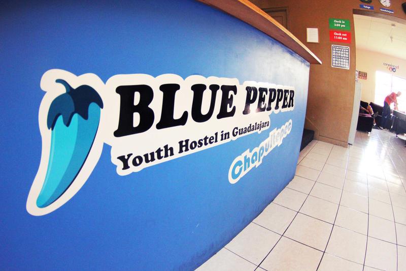 Blue Pepper Chapultepec
