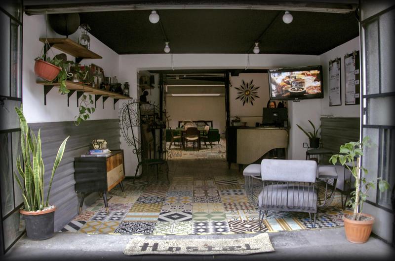HOSTEL - Stayinn Barefoot Condesa