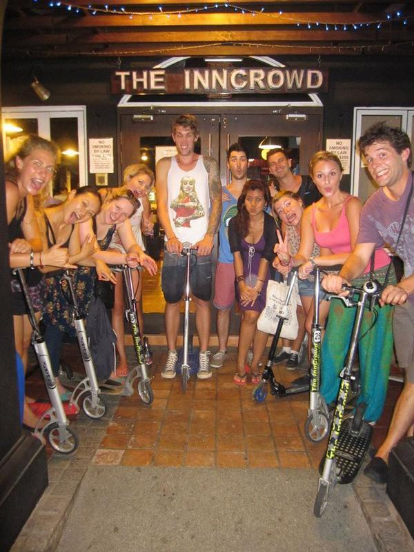 The InnCrowd Backpackers Hostel 2