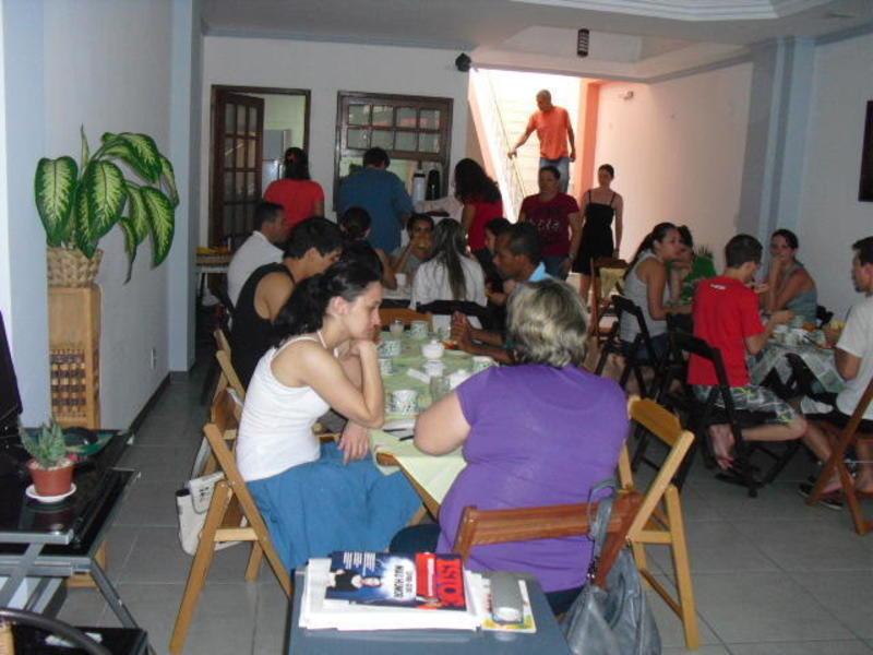 Albergue Rio Vermelho Hostel