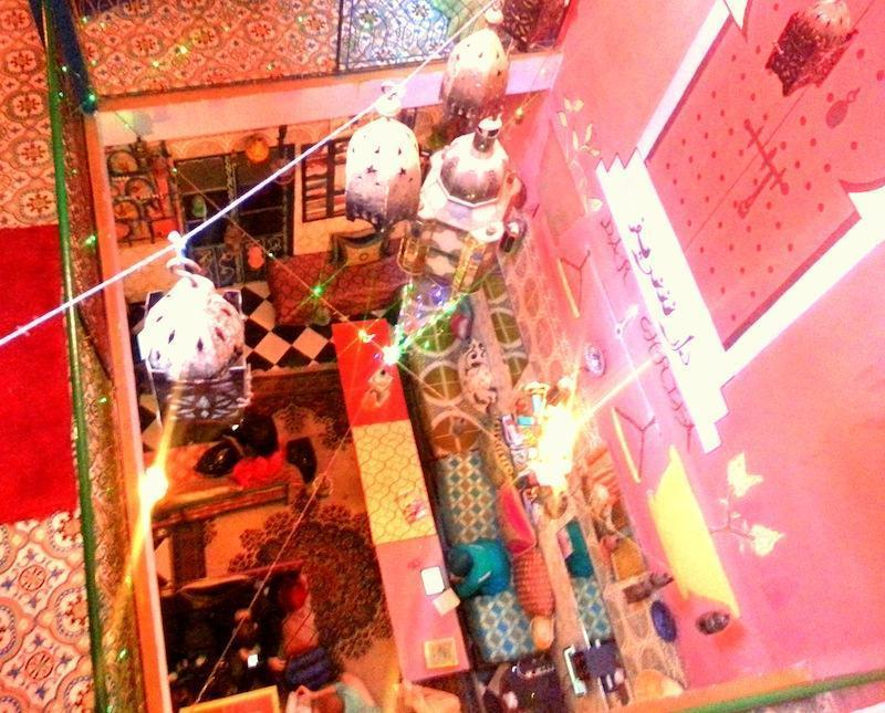 Hostel Riad Marrakech Rouge 2