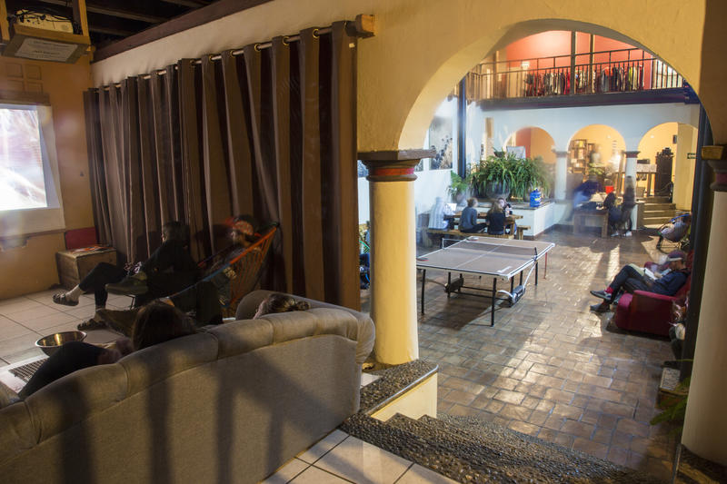 Puerta Vieja Hostel
