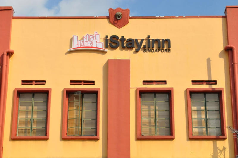 HOSTEL - iStay.inn
