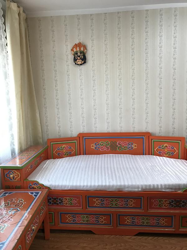 HOSTEL - Mongolian Steppe Guesthouse