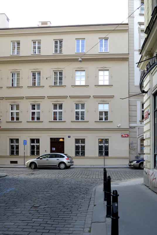 HOSTEL - Safestay Prague