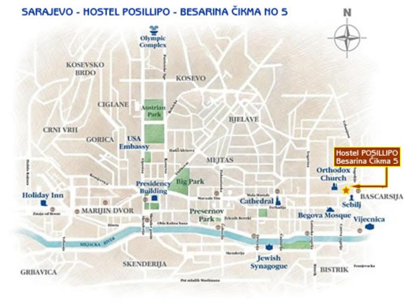HOSTEL - Hostel Posillipo