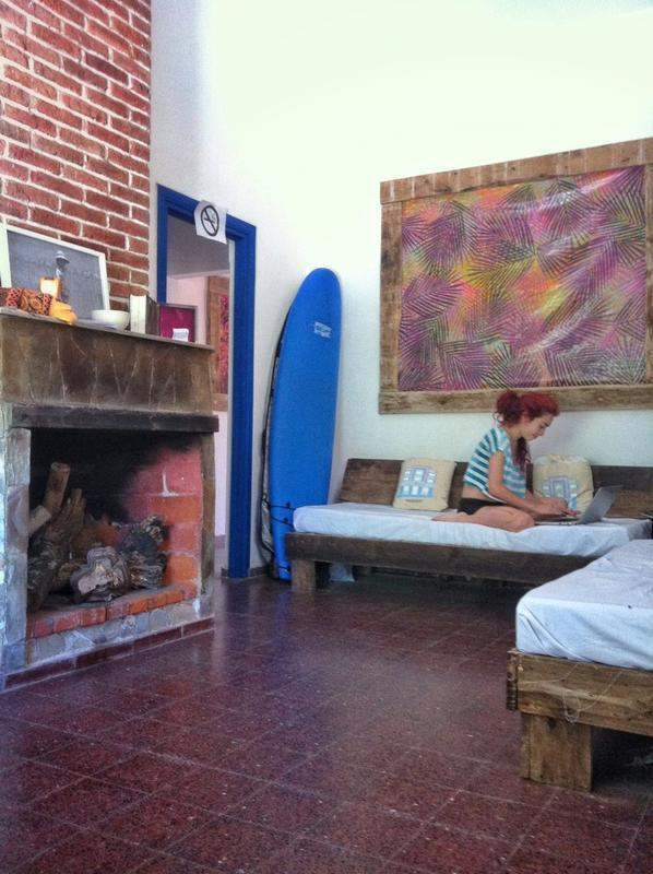 Hostel Del Mar La Barra