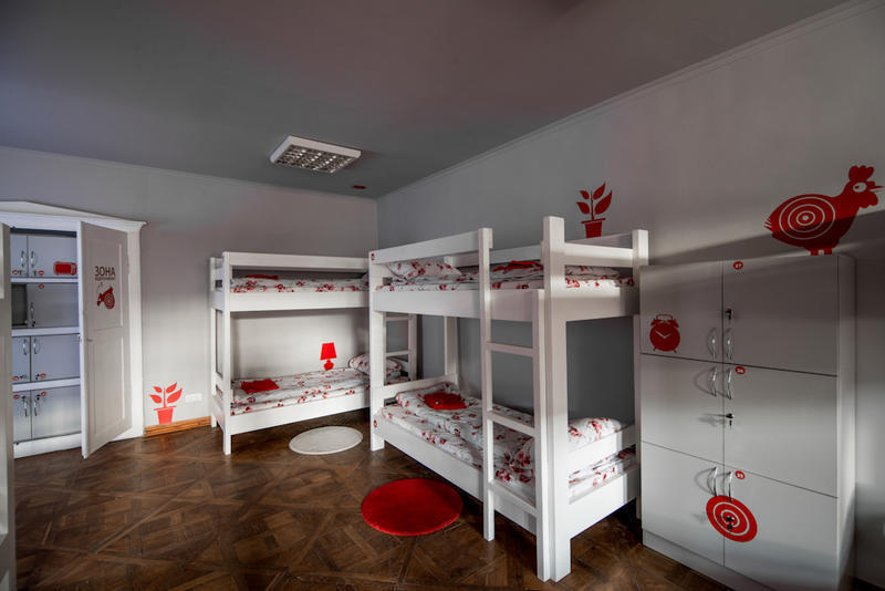Just Lviv It. Hostel