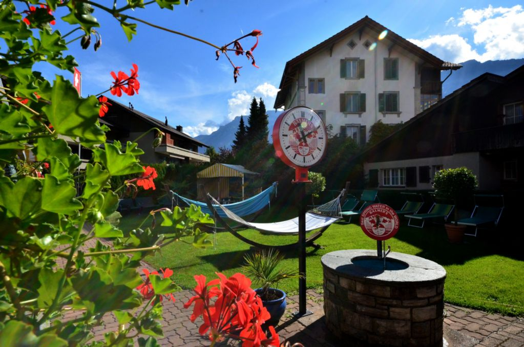 Balmers Hostel