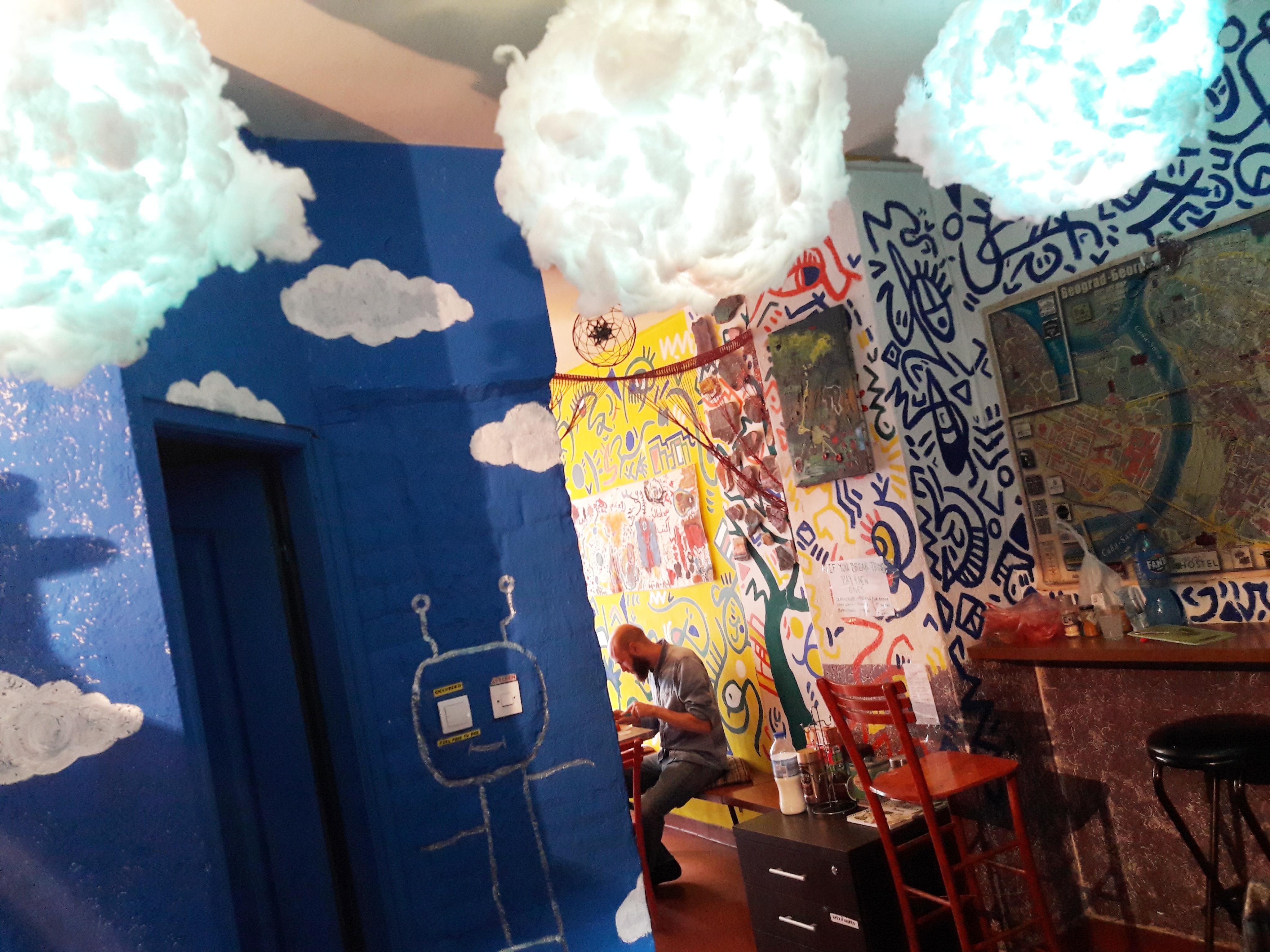 HOSTEL - Green Studio Lounge