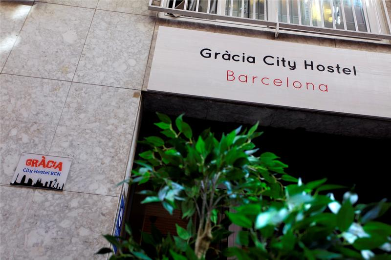 HOSTEL - Gracia City Hostel Barcelona