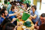 Chengdu Flipflop Backpacker Lounge Hostel