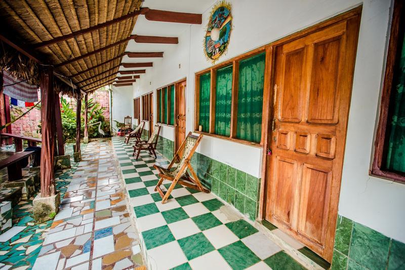 El Curichal Hostel