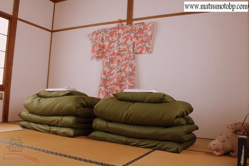 Matsumoto Backpackers