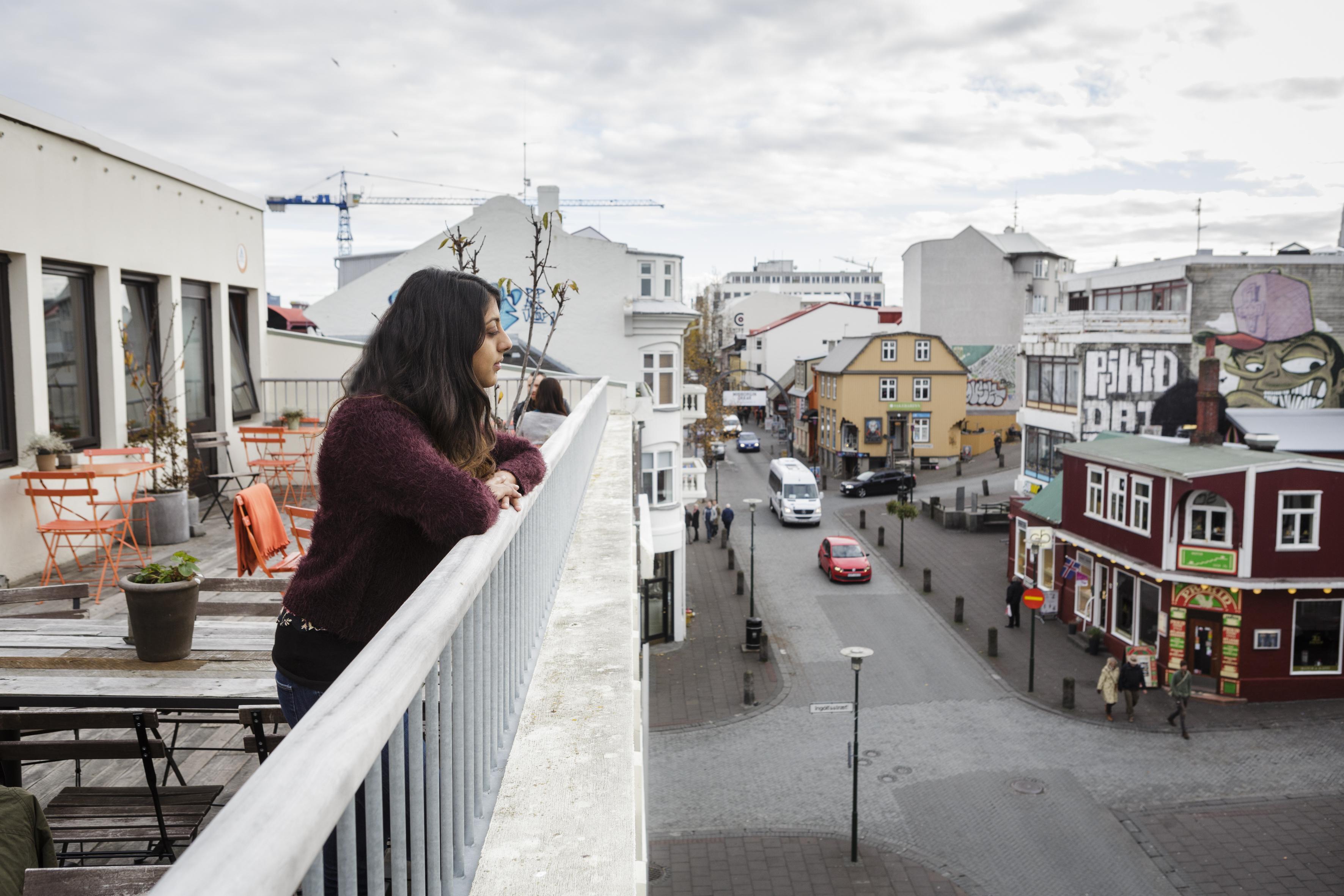 HOSTEL - Reykjavik – Loft HI Hostel