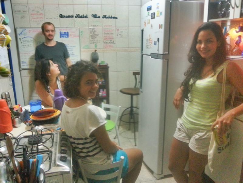 Girassol Hostel