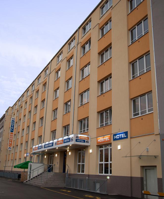 HOSTEL - a&o Wien Hauptbahnhof