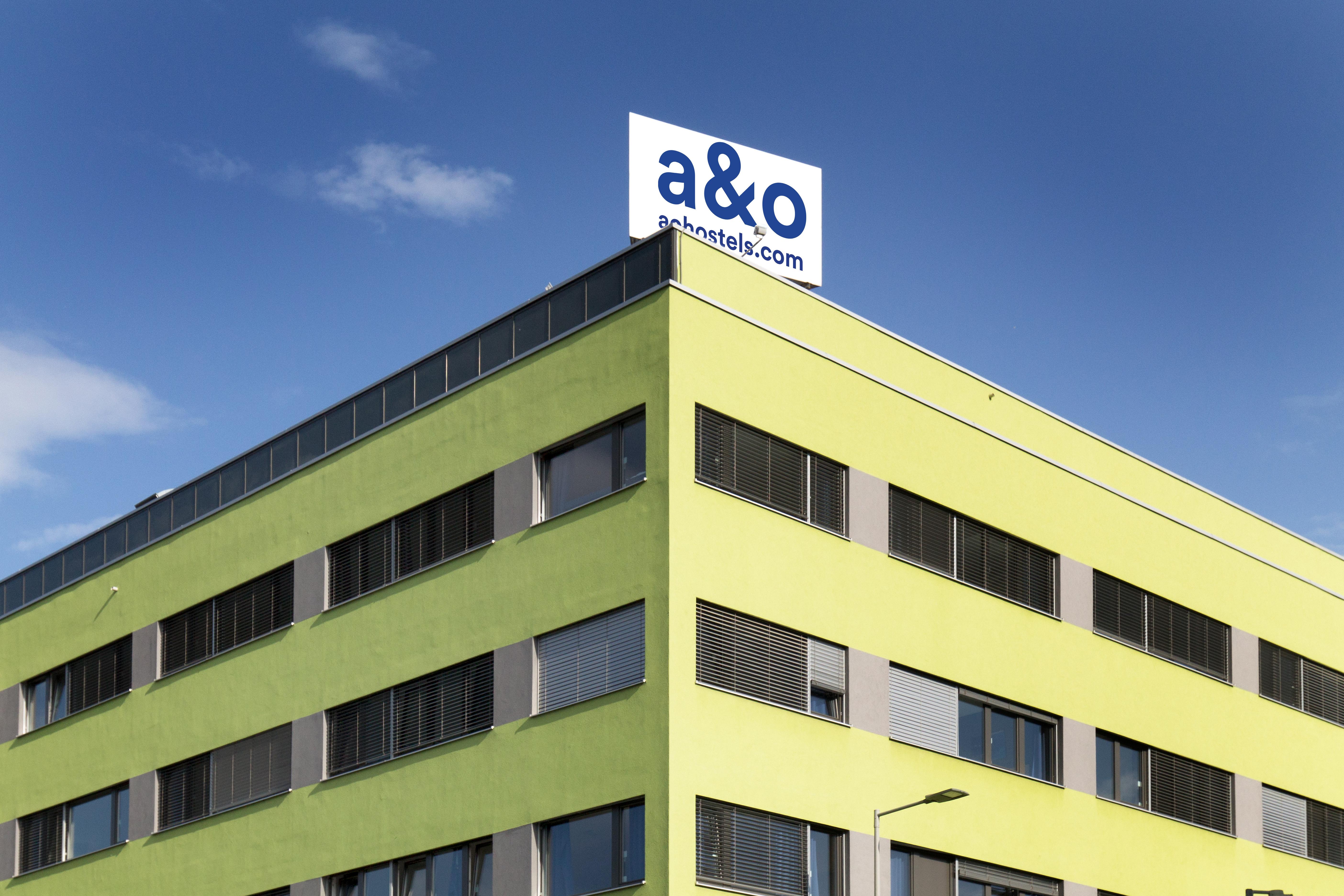 a&o Graz Hauptbahnhof