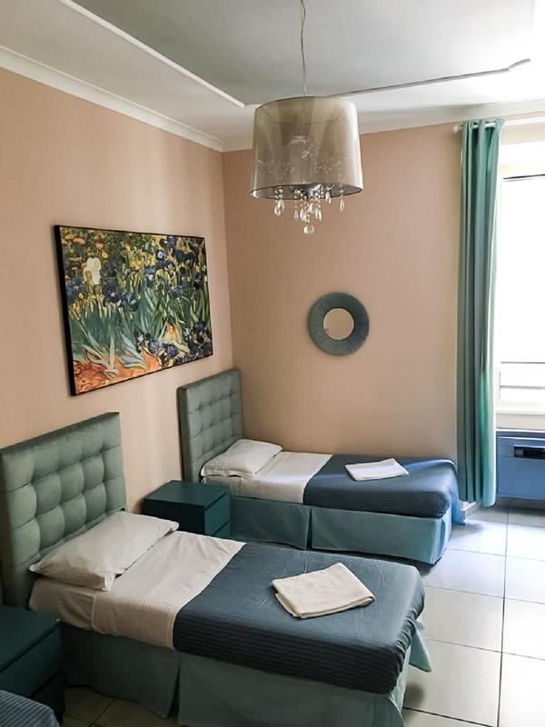 Palladini Hostel Rome