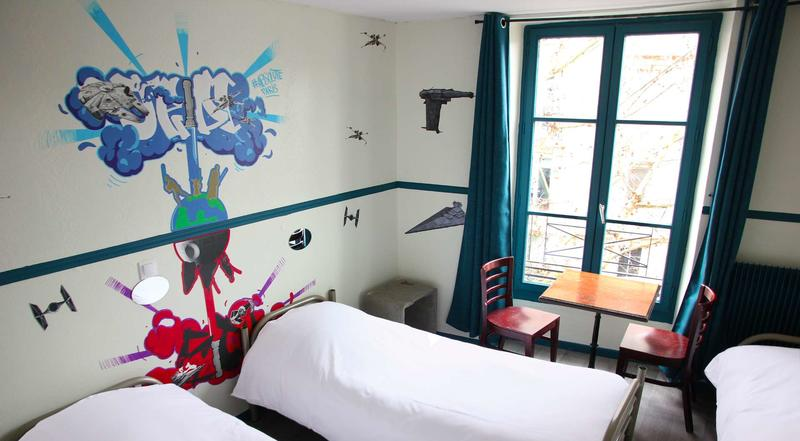 HOSTEL - Absolute Paris Boutique Hostel