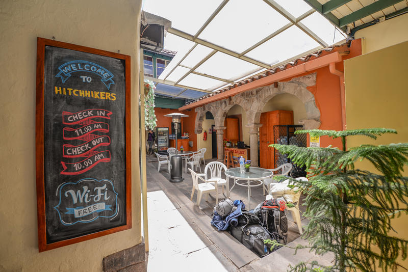 Hitchhikers Cusco Hostel