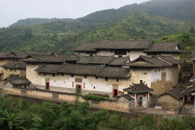 Tulou Fuyulou Changdi Inn
