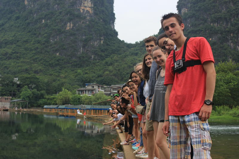 Yangshuo Travelling With Hostel