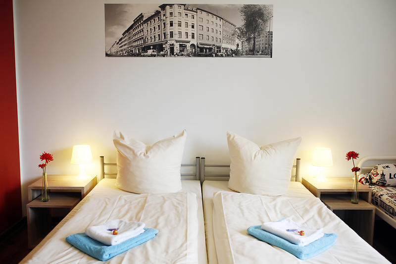 Happy Bed Hostel - Hallesches Ufer