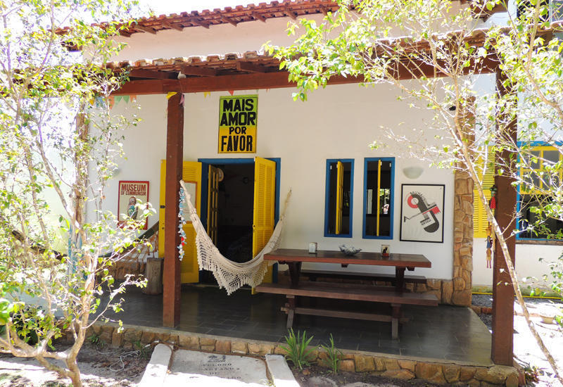 Art Beach Hostel Búzios