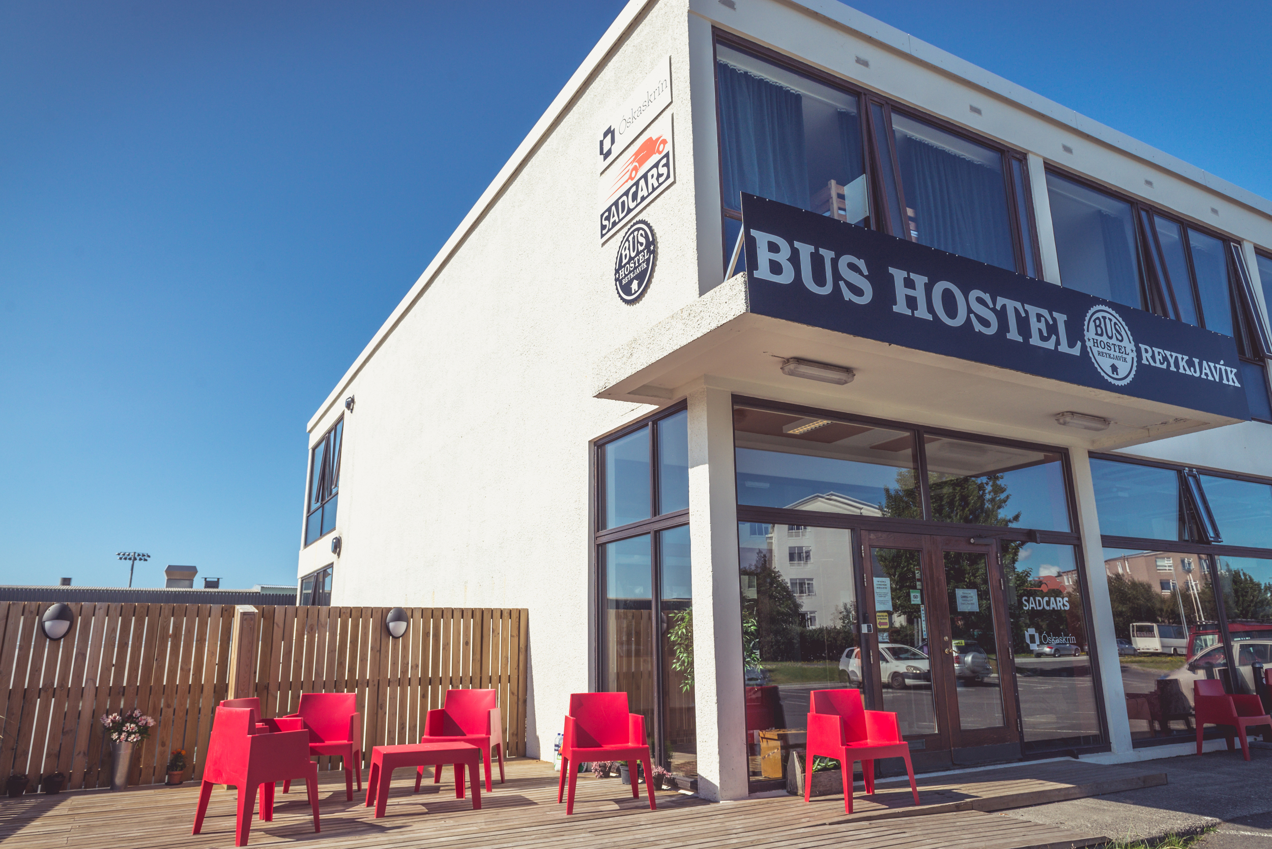 HOSTEL - Bus Hostel Reykjavik