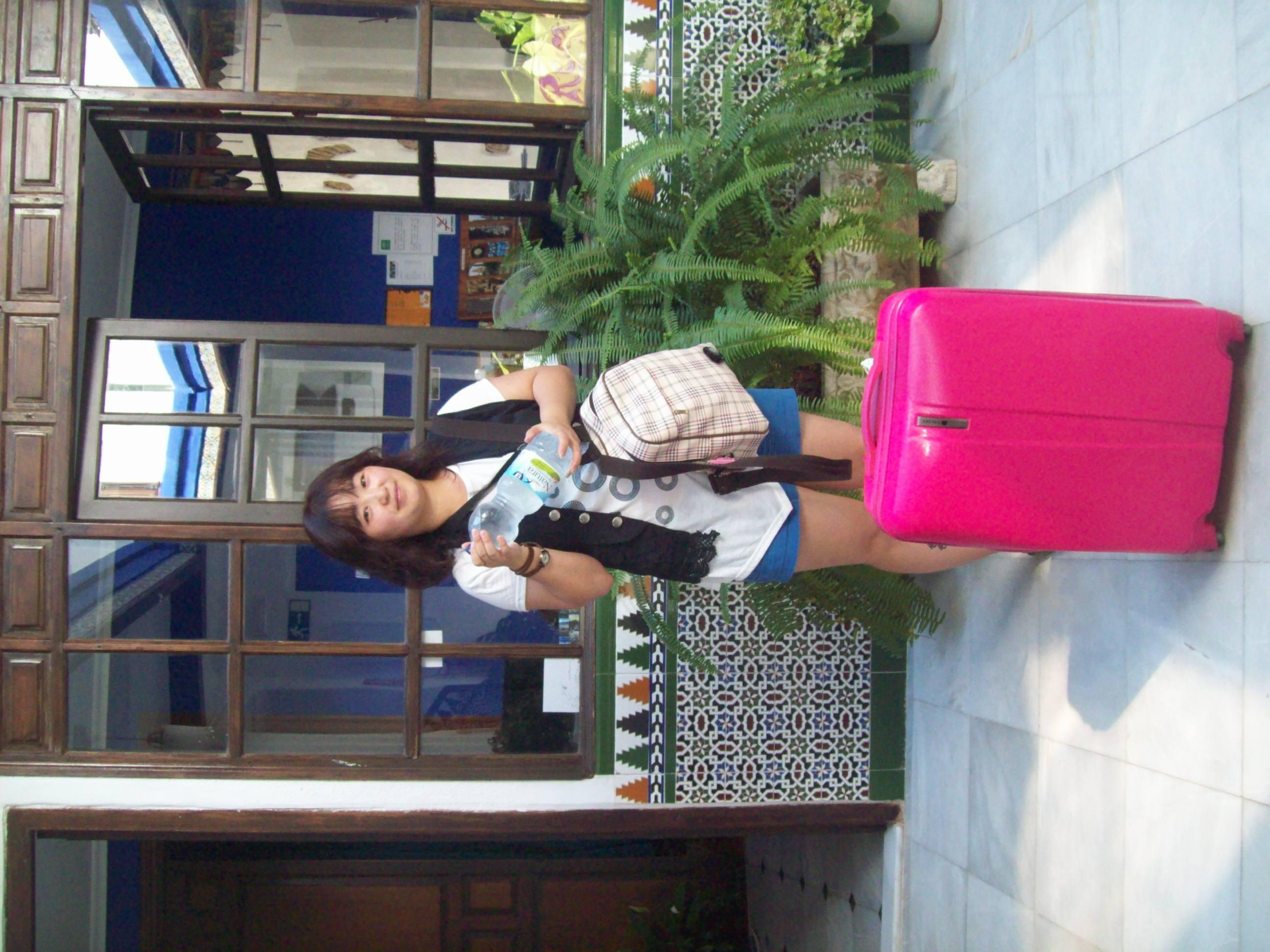 Backpackers Al-Katre