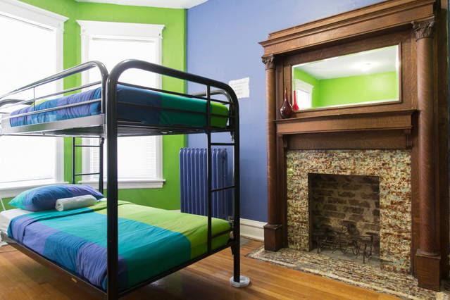 Wrigley Hostel