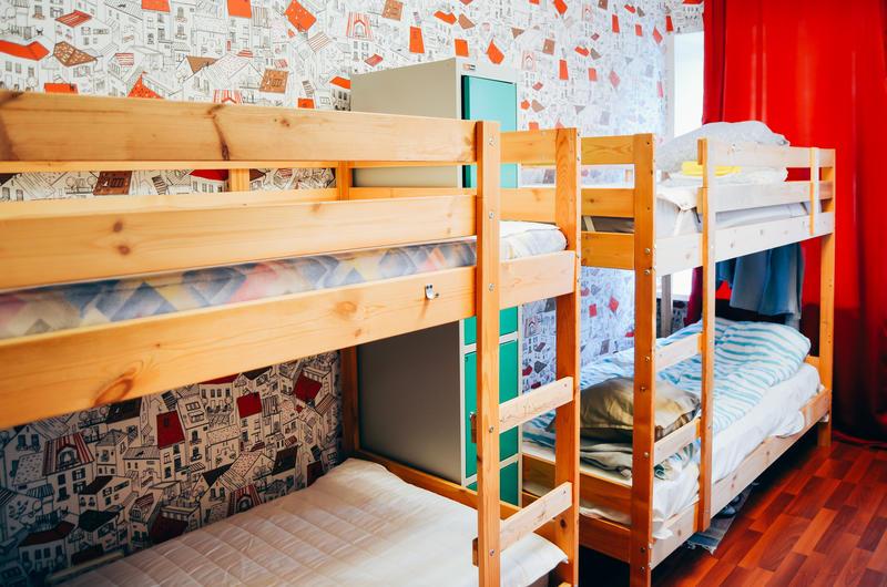 Hostel Funny Giraffe