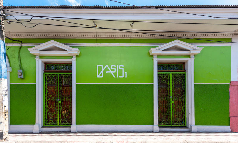 Hostel Oasis Granada