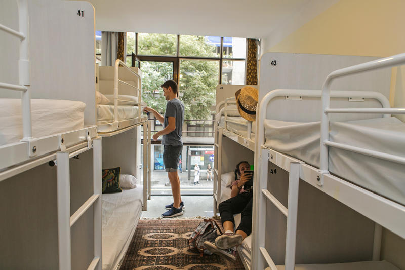 Pars Tailor's Hostel