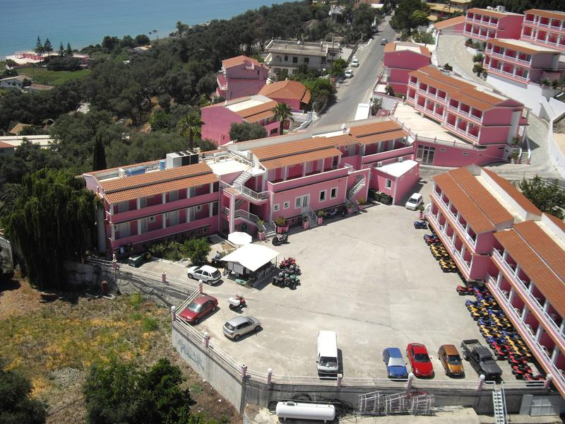 The Pink Palace Hotel & Hostel