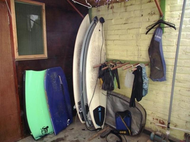 Piscinas Surf Hostel