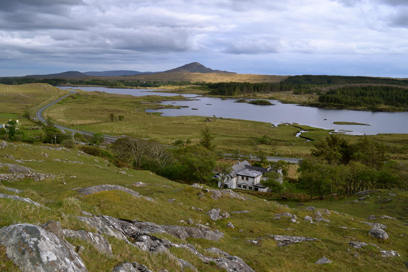 Ben Lettery Connemara Hostel