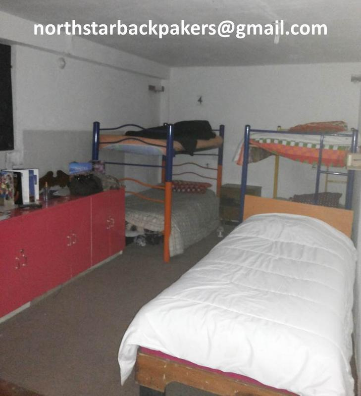 North Star backpackers
