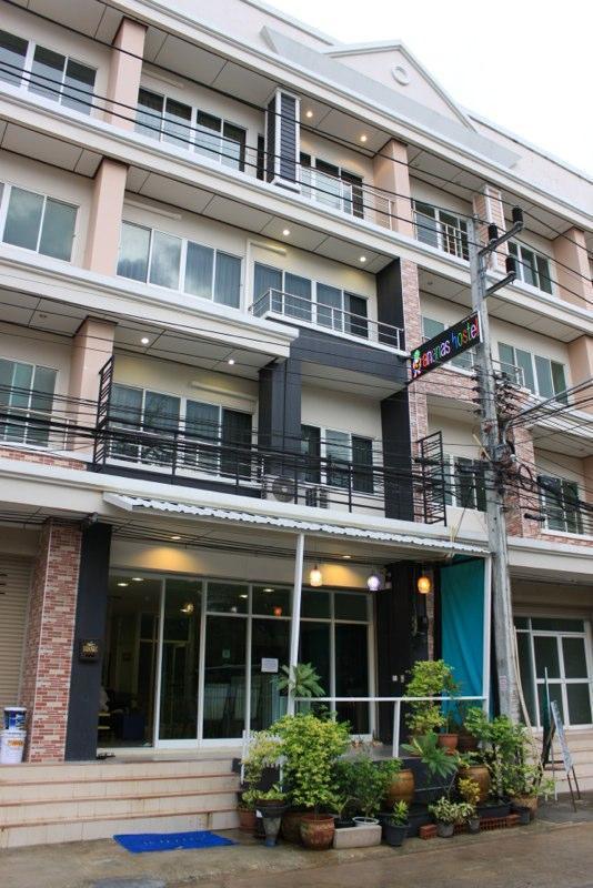 HOSTEL - Ananas Phuket Central Hostel