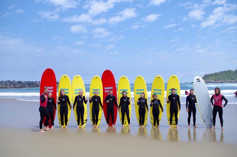 HOSTEL - Surfing Etxea